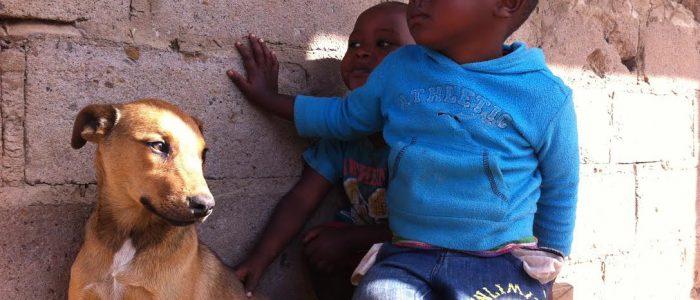 Enfants Zulu